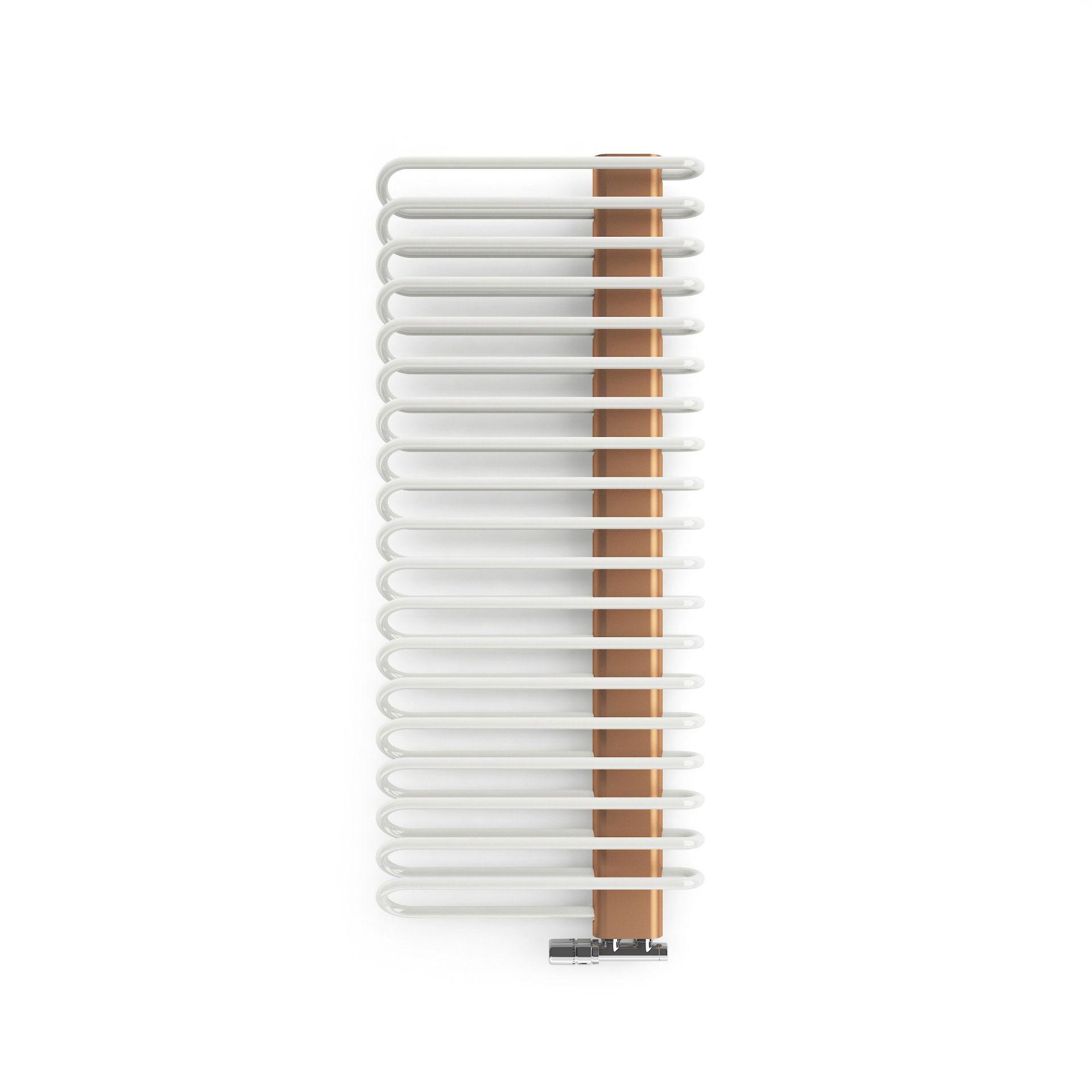 Couleur: RAL 9010 / Copper