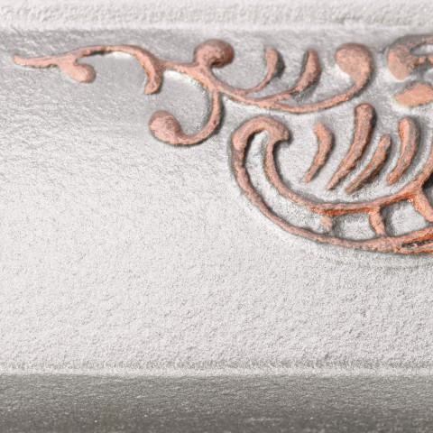 Frost [eksponowany ornament - Copper]