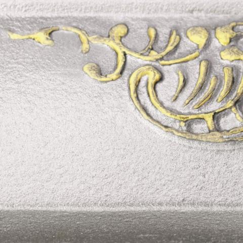 Frost [eksponowany ornament - Gold]